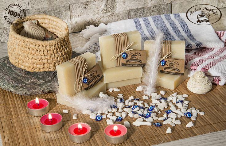 Papatyalı ve Lavantalı Bebek Sabunu - Chamomile and Lavender Baby Soap