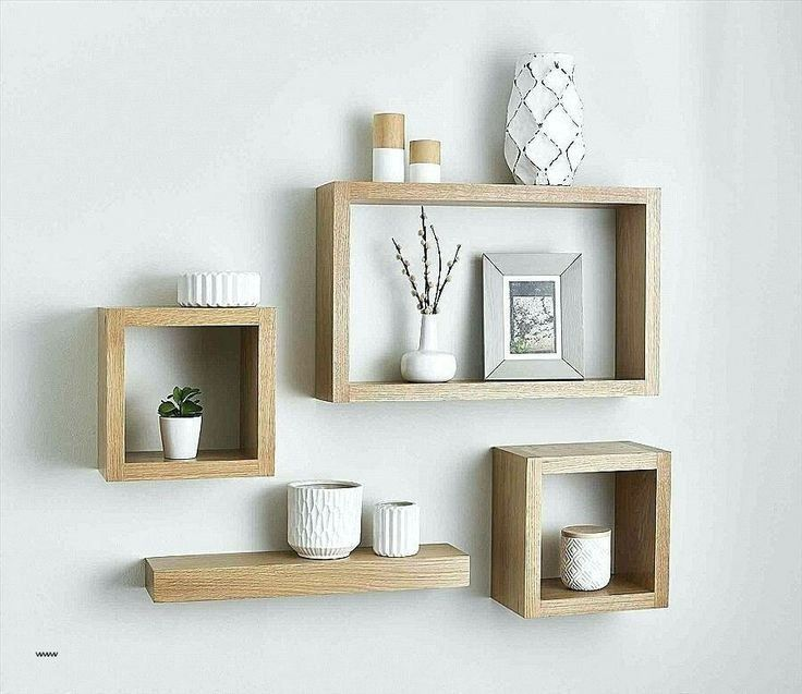 Box Wall Shelf Box Wall Shelves Beautiful Shelf Unit White And Cube Wal Em 2020 Itens De Decoracao De Quarto Itens De Decoracao Para Casa Ideias De Decoracao Para Casa
