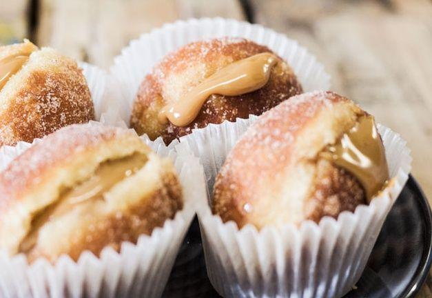 Tivoli Road Bakery | Melbourne's Best Doughnuts, Broadsheet Melbourne (look at those salted caramel doughnuts!)