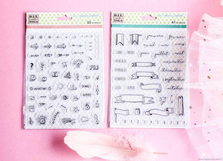 d corer son bullet journal les accessoires toga bullet journals bullet and journal. Black Bedroom Furniture Sets. Home Design Ideas