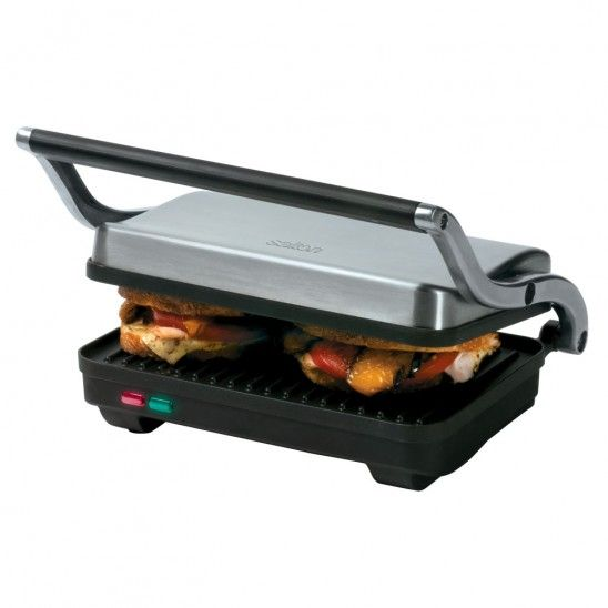 Stainless Steel Panini Grill