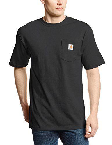 Carhartt Men's Workwear Pocket Short Sleeve T-Shirt Original Fit K87,Black,X-Large Carhartt http://www.amazon.com/dp/B002GHC19I/ref=cm_sw_r_pi_dp_gm4Bwb1DVRAEF