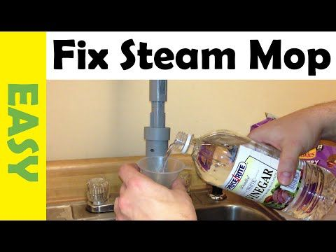Solved How To Fix A Broken Shark Steam Mop Youtube