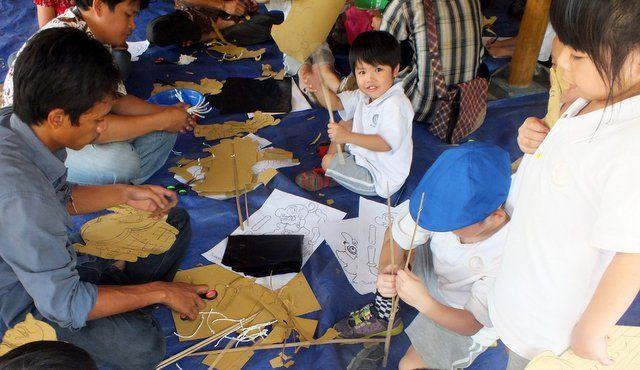 Pewayangan sebagai media pembelajaran moral dan kreatifitas. Mewujudkan kreasi sambil melestarikan budaya bangsa.  info@citraalam.com