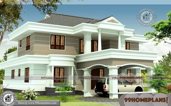 Small House Floor Plan Design 90+ Modern House Designs Indian Style Simple  Bungalow House Designs