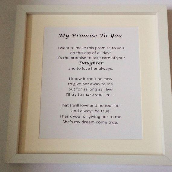 To my Father in Law on my wedding day by Wendysweddingcorner