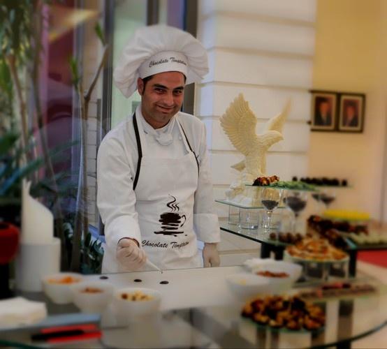 Mövenpick Resort & Spa Tala Bay Aqaba whips up whimsical chocolate concoctions using premium Belcolade chocolate. Choose from Mint Chocolate Pralines, Orange Pralines and Chocolate Amandines.