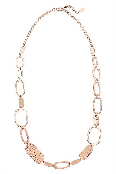 Irregular Metal Necklace - Beautiful #witcherywishlist