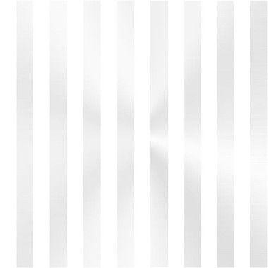 Carta da parati a righe Bianche brillanti medie - Spidersell Italia | Decorazione creativa