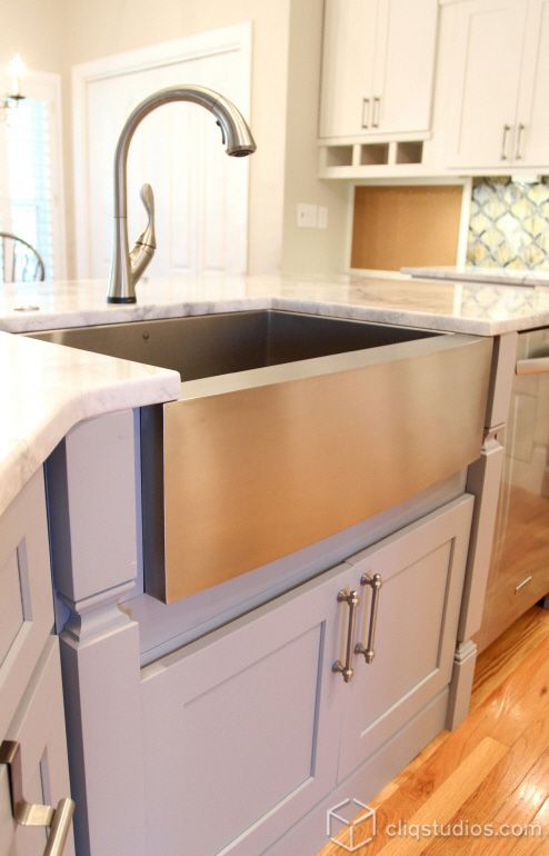 17 Best Images About Painted Kitchen Cabinets On Pinterest