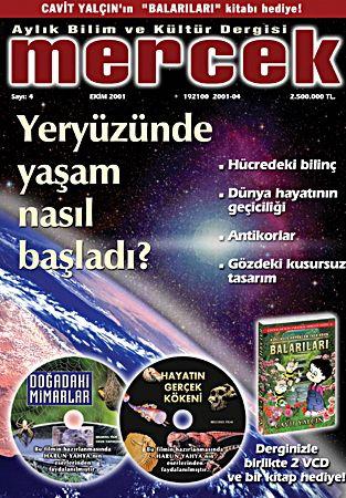 Mercek  Sayı 04 - Harunyahya.org