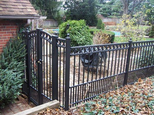The 25 Best Aluminum Fence Ideas On Pinterest Fence