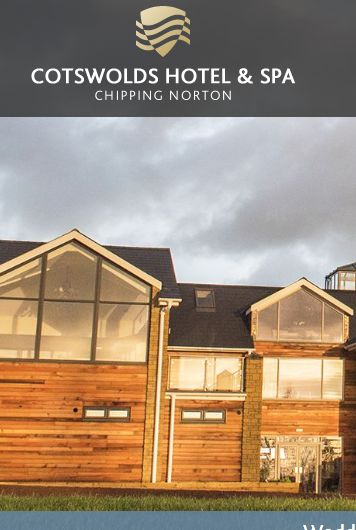 Cotswold Spa Club: emailed: Chipping Norton