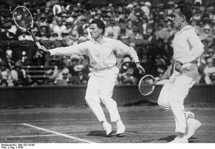 tenis Wimbledon 1930 #tenis #tennis #wimbledon