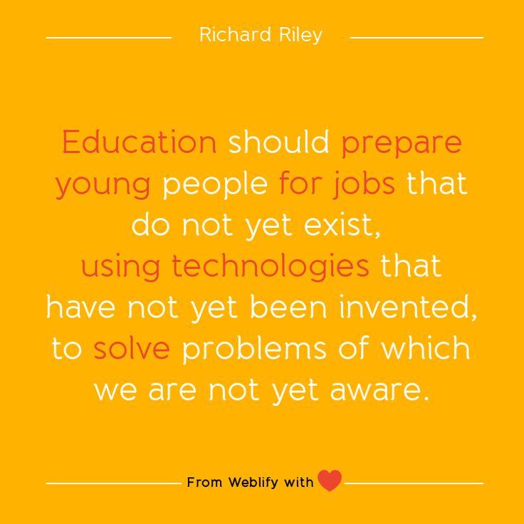 Inspiring coding quotes: Richard Riley