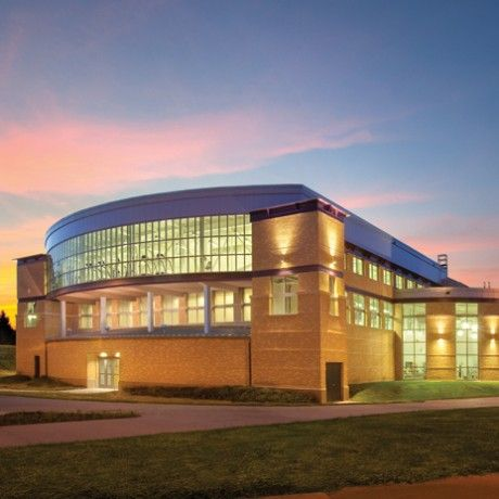 Recreation Center Addition Renovation Western Illinois University . Part 60