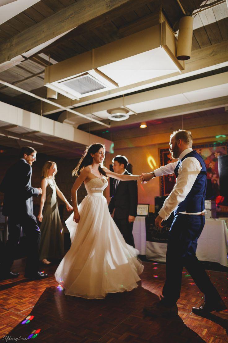Inn on the Twenty wedding reception windows room