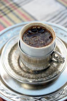 Turkish Coffee Recipe-- cardamom + coffee= bliss