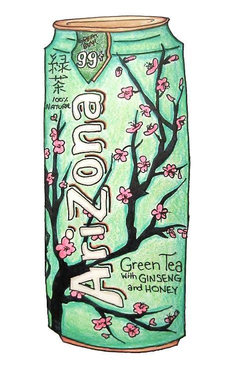 Arizona bottle's  Tea