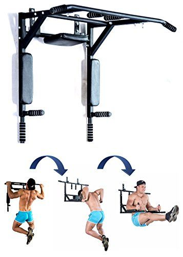 Inspirational Pull Up Bar for Home Gym