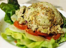 Creamy Avocado Tuna Salad