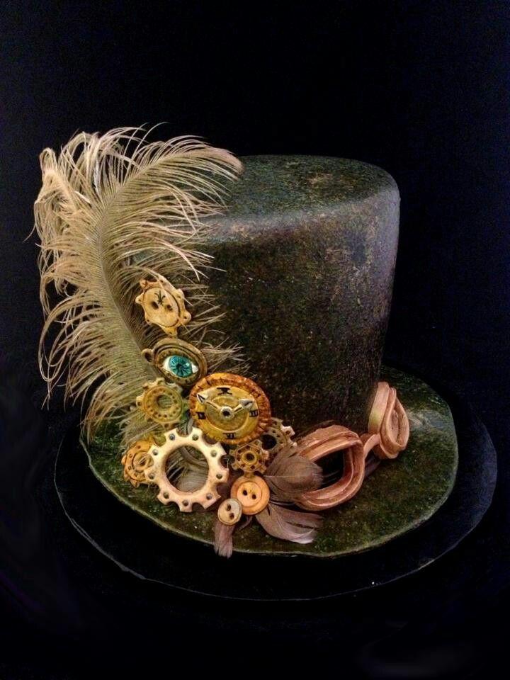 Best 25+ Steampunk wedding cake ideas on Pinterest ...