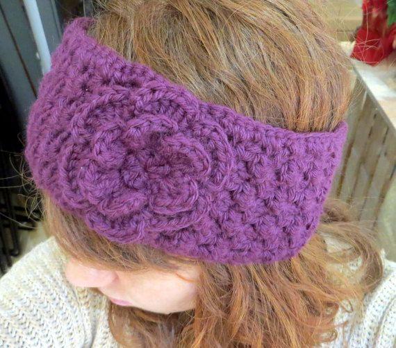 Cinta para el pelo de lana diadema accesorio para el por Niozeka
