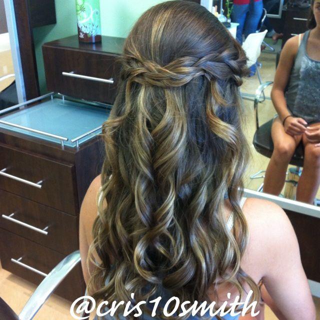 Astonishing Updo Curls And Wedding On Pinterest Hairstyle Inspiration Daily Dogsangcom