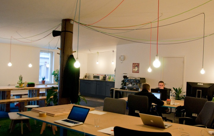 Coworking space the impactory luxembourg luxembourg for Buro design luxembourg