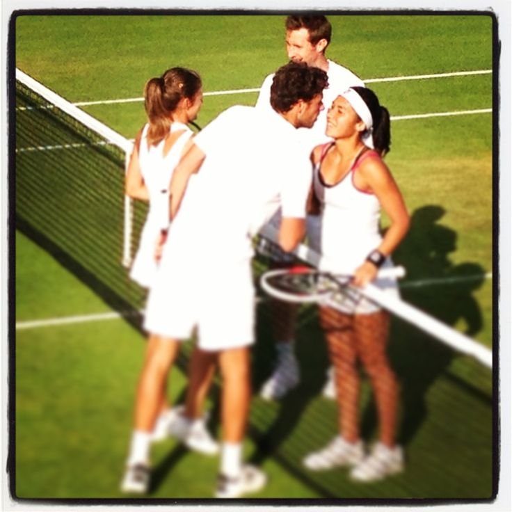 #watson #marray #winners #wimbledon2013 #tennis