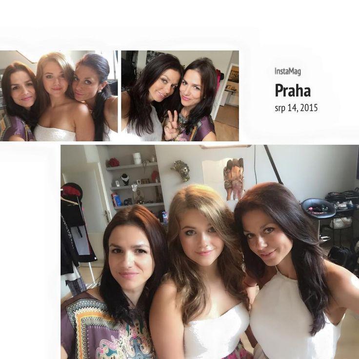 Přidáváme #selfie z posledního focení 15ti leté Terezky. Nová #modelka v naší agentuře #ModelOne.