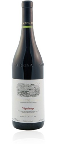 Albino Rocca Dolcetto D'alba 'Vignalunga' 2010 : The 2010 Dolcetto d'Alba Vignalunga is terrific. It is a typical wine for the year, long in aromatics and structure, but less obvious in its fruit than some past vintages. Tar, smoke, licorice and blueberry jam wrap around the energetic, wiry finish. This is a fabulous wine for the dinner table. $33.71