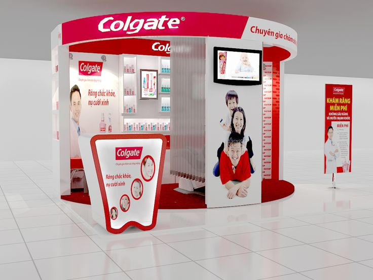Colgate - Activation (Vietnam)