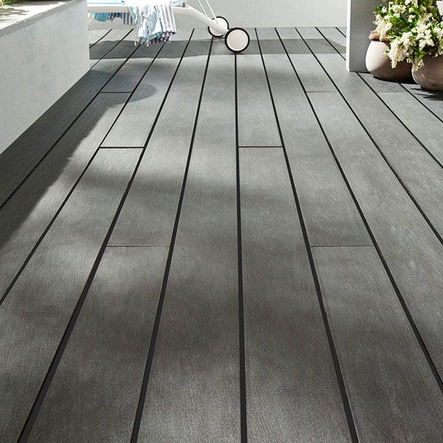 17 meilleures id es propos de terrasse composite sur for Lame pvc pour terrasse exterieur