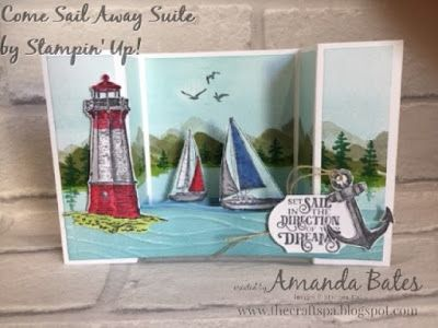 Global Stampin Friends Blog Hop – New Come Sail Aw…