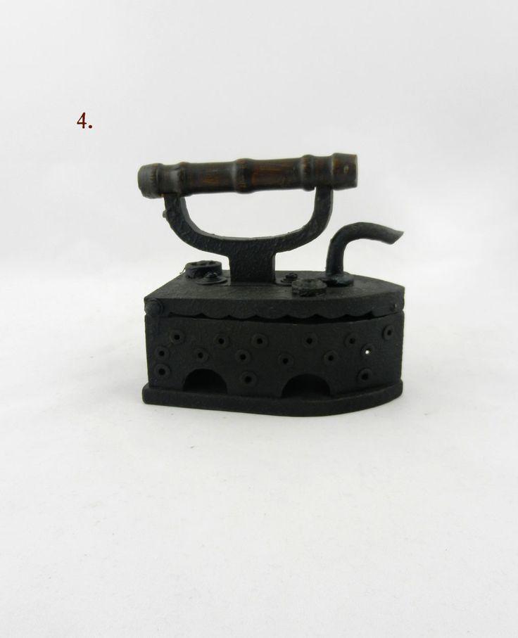 sidero me karvouna miniatoura