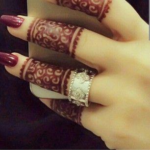 Finger lace