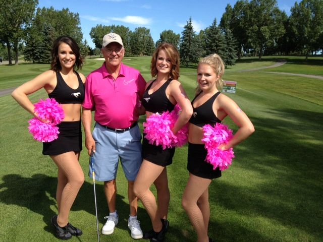 George's Cream At Sport Chek Pink Cup Charity Classic For Alberta Cancer Foundation #blog
