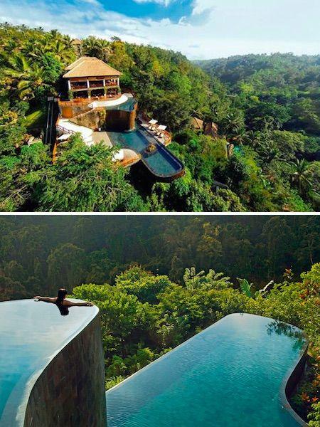 Hanging Gardens, Gianyar, Bali