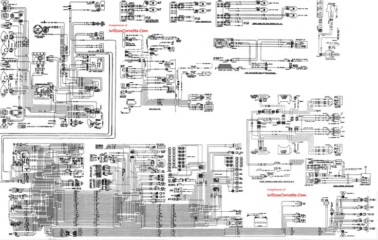 1979 wire    diagram      Projects to Try      Corvette        Diagram     Page 3