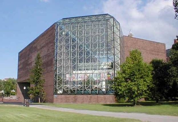 Wilson Commons, University of Rochester - I.M. Pei, architect Himber & Associates, Inc. - Commercial