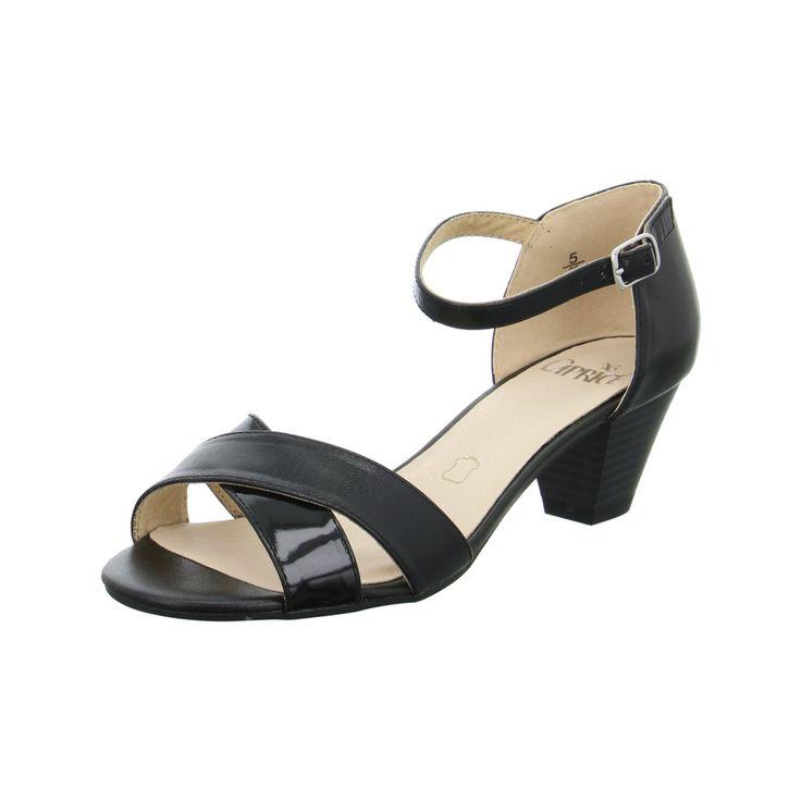 CAPRICE GmbH & Co KG 28300-025, Größe 5.5, schwarz: Amazon.de: Schuhe & Handtaschen