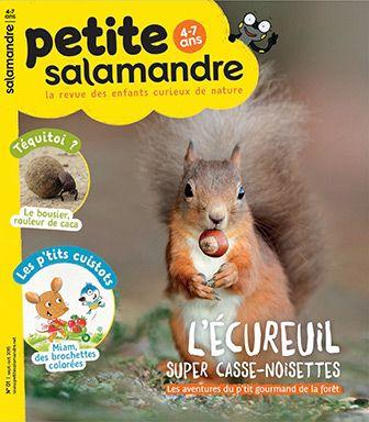 L'écureuil super casse-noisettes (n°1)