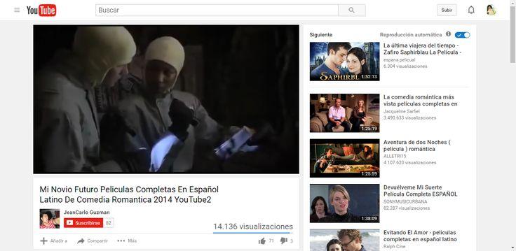 Mi Novio Futuro Peliculas Completas En Español Latino De Comedia Romantica 2014…