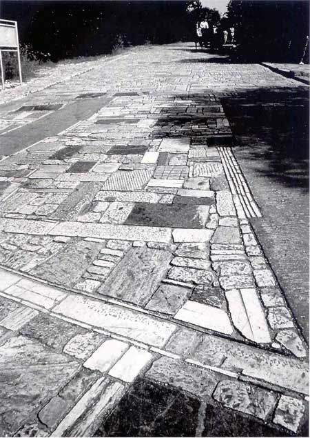 Dimitris Pikionis | Landscaping of the Archaeological site around the Acropolis and Filopappou Hill - 1954-57