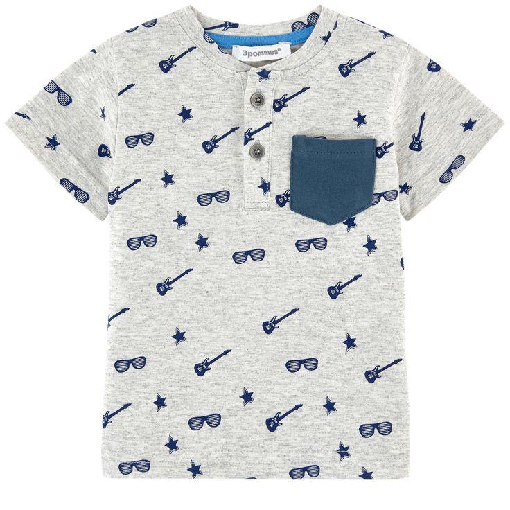 T-shirt illustré - 159191