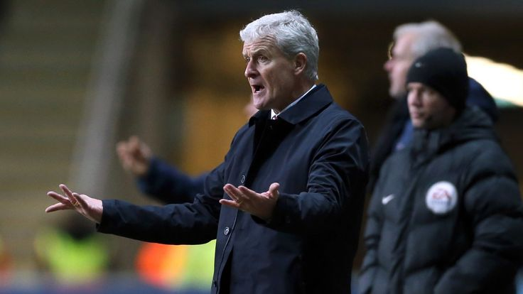 Coventry stun Stoke to increase the pressure on Mark Hughes #News #Coventry #Football #MarkHughes #Social