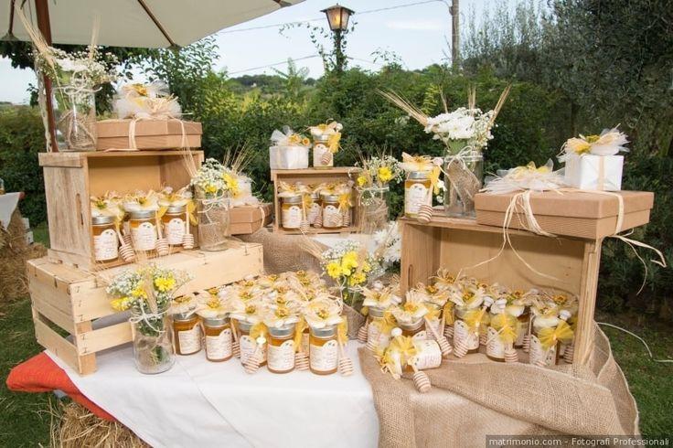 Idee Bomboniere Matrimonio Country Chic : Oltre migliori idee su bomboniere di nozze pinterest