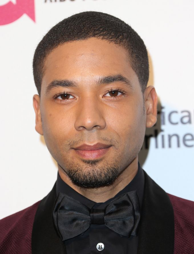 'Empire' Star Jussie Smollett Signs to Columbia Records
