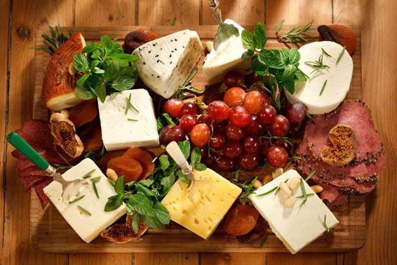 refikanin mutfagi...Peynir-tabagi